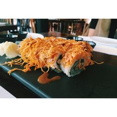 Osaki. Crunchy