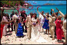 Island Bliss Weddings - St Thomas Wedding Planner