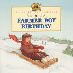 A Farmer Boy Birthday: Adapted from the Little House Books by Laura Ingalls Wilder de Laura Ingalls Wilder, http://www.amazon.fr/dp/006027476X/ref=cm_sw_r_pi_dp_fZYYqb0MCYPTV