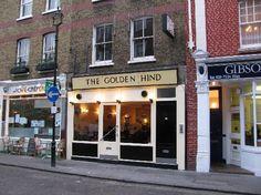 Café, sonhos e pensamentos: Fish and chips em Londres