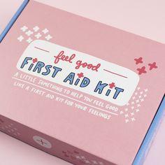 Arte Shop, Positive Art, Peppermint Tea, Happy Pills, First Aid Kit, Packaging Design Inspiration, Box Packaging, Branding Design, Box Branding