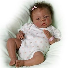 Donna Lee Baby Doll: So Blessed So Truly Real Newborn Baby Doll by The A...