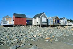 NH Seacoast seaside tiny cottages