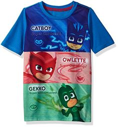 PJ MASKS Toddler Boys' Short Sleeve Tee Shirt, Multi, 3T ... https://www.amazon.com/dp/B071CLMFBB/ref=cm_sw_r_pi_dp_x_LVHYzbCWBKGZ1