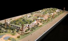 Facebook Gets Approval For Green-roofed Frank Gehry-designed Menlo Park Campus