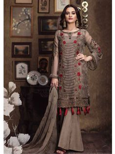 Designer Party wear Indian ethnic Pakistani Design Callection Bollywood  Dress 998b155f4