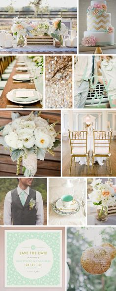 Oh-So-Loverly Color Schemes #3 » The Wedding Suite | Nordstrom.com