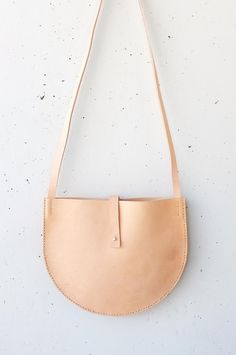 Round Cross Over Bag via studiobazar. Click on the image to see more!