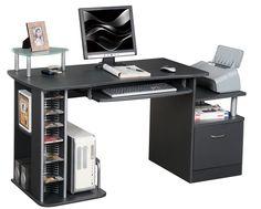 Computerschreibtisch / Computer Arbeitstisch von SixBros