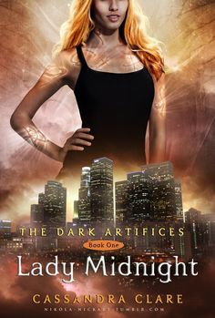 Lady Midnight – Cassandra Clare | OMG another set of series. Ah super excited!! (expected release March 2015)