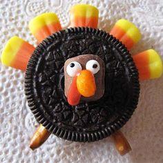 thanksgiving day...que los peques preparen su postre...