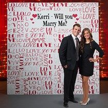 Love Personalized Photo Background