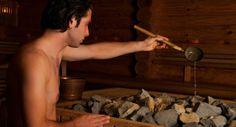De sauna in met speciale geuren van Wellness Basics Sauna, Wellness