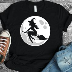 Witch svg, SVG, PDF, EPS, halloween svg, moon svg, witch hat svg, witch broom svg, halloween clipart, Svg Files for Cricut, basic witch svg Halloween Clipart, Disney Halloween, Cute Halloween, Halloween Shirt, Halloween Phrases, Halloween 2020, Halloween Parejas, Witch Broom, Silhouette Cameo Projects