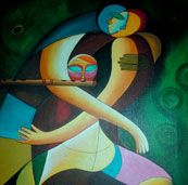 A wide range of indian art paintings are available in art gallery which includes different form of art like figurative, abstract, contemporary.You can easily buy them through online. Indian Contemporary Art, Modern Art, Indian Art History, Different Forms Of Art, Indian Art Paintings, Online Painting, Online Art Gallery, Art Forms, Figurative