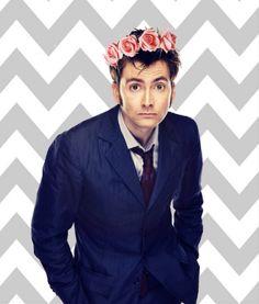 Jensen Ackles Flower Crown