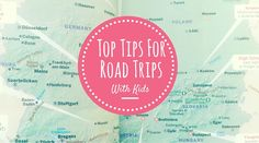 We recently went on a 6 week road trip and although we are by no means 'road tripping with kids experts', we did pick-up a few tips and tricks along the way.