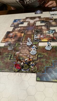 "#ImperialAssault ""In Coming"" we had this mission easy."