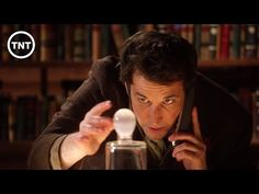 Noah Wyle | The Librarians | TNT - YouTube
