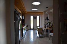 Projekt NAVY - granatowa, elegancka kuchnia w klasycznym stylu Kitchenaid, House, Mirror, Furniture, Navy Blue, Home Decor, Decoration Home, Home, Room Decor