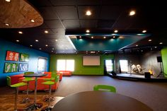cool youth church rooms | Youth Room by Graybrooke