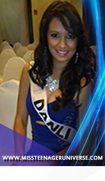 Alejandra Alcantara - Miss Teenager Honduras 2015 (replaced by Jensi Malubi for unknown reasons)