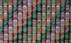 Beer Can Art, Home Brewing, Homemade, Canning, Soda, Crafts, Flowers, Beverage, Manualidades