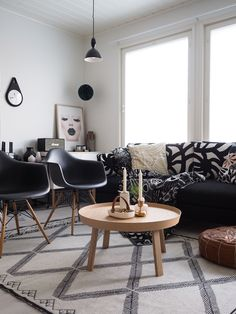 Decor, Eames Lounge Chair, Lounge Chair, Home Coffee Tables, Furniture, Interior Design, Home Decor, House Interior, Room