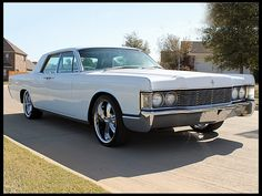 1966 Lincoln Continental Hardtop 460/365 HP, Automatic  #MecumHouston