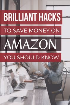 23 Brilliant Hacks To Save Money On Amazon You Should Know amazon things to buy on | ways to save money on amazon | amazon hacks #amazon #amazondeals #savingmoney