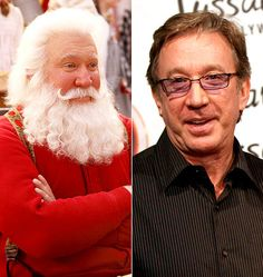 Tim Allen in The Santa Clause movies