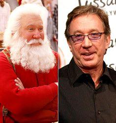 Tim Allen in The Santa Clause movies