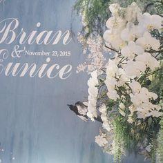 #weddingflower #weddingdesign #wedding #flowers #floral #floraldeco #bride #flores  #Bouquet #love #婚禮佈置 #婚禮設計 #PeacockFlower #peacock #peacockwedding #chinawedding #shanghaiwedding #shanghai