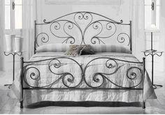 спалня от ковано желязо Модел 20 - Легла от ковано желязо