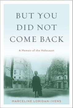 Book Review:  But You Did Not Come Back