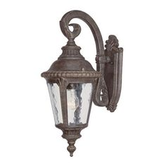 Found it at Wayfair - Surrey 1 Light Wall Lantern