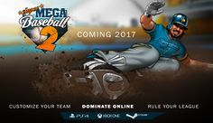 Super Mega Baseball 2 revealed! The original Super Mega Baseball will be given away for free to all Xbox Live Gold members as part of the Xbox Games With Gold scheme for October 2016. Probably the best time to announce its sequel then eh!? http://www.thexboxhub.com/super-mega-baseball-2-revealed/
