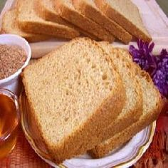 honey wheat bread  recipe. If you want a healthy sandwich bread, This is it!