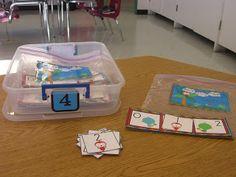 Math Stations - Set 1