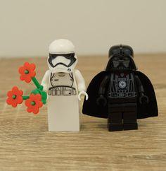 Darth Vader Lego and StormTrooper Lego Star Wars by Mylegoideas