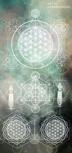 Do you know the secrets behind these most important sacred geometric shapes? If you want to know EXACTLY what they mean google the documentary THRIVE a high production value documentary created by the son of the founder of Procter & Gamble.