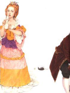 """""""Щелкунчик и мышиный король"""" Дениса Гордеева. — Дневник Наши бараны, или Языком искусства"""