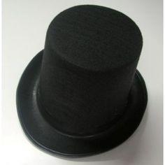 15ca2c5f0bdc chapeau haut de forme noir classe et élégant homme et femme. Déguisement  Vampire Enfant,