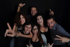 Claudia Grohovaz: SMart CRIMINI TRA AMICI - regia Massimiliano Vado....