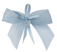 A Wedding tradition!  The Something Blue Chiffon Bow is an ideal gift for the Bride-to-Be.$7.25