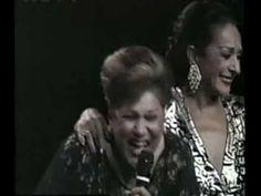 Lola Flores y  Celia Cruz - Burundanga