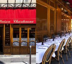 Le Chardenoux, Paris