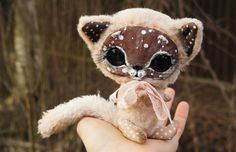 Little cat by WerdigaToys on Etsy