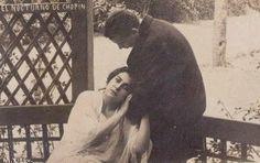 """""""El nocturno de Chopin"""" (1915)  Realización: Fructuoso Gelabert"""