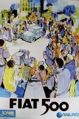 Intercard Srl - Manifesti Pubblicitari Originali 1987